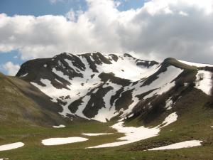 parco nazionale Appennino lucano massiccio del Sirino